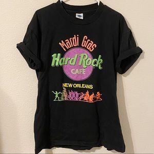 hard rock cafe mardi gras tee